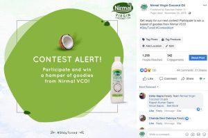 facebook page contest