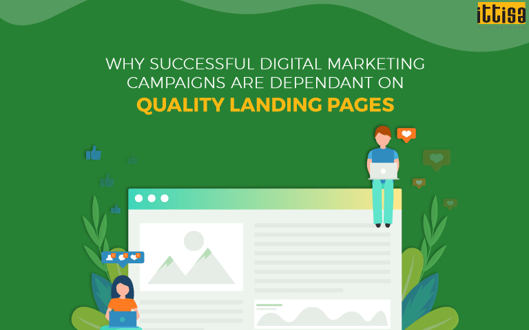 quality landing pages