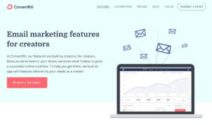 ConvertKit email marketing