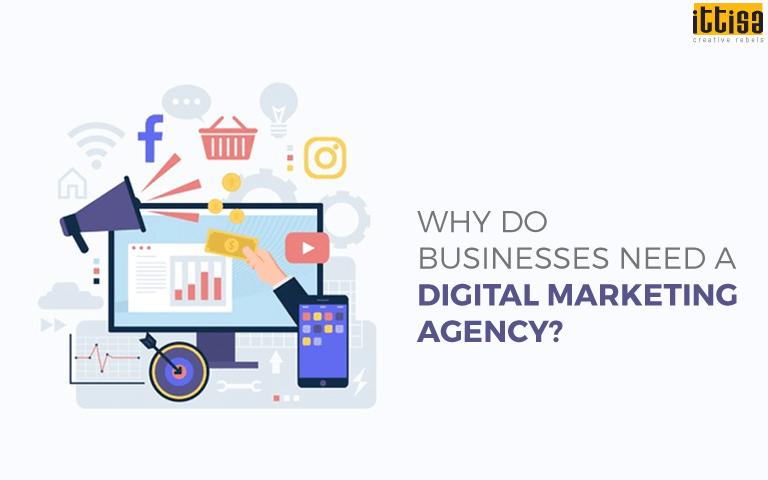 digital marketing agency business