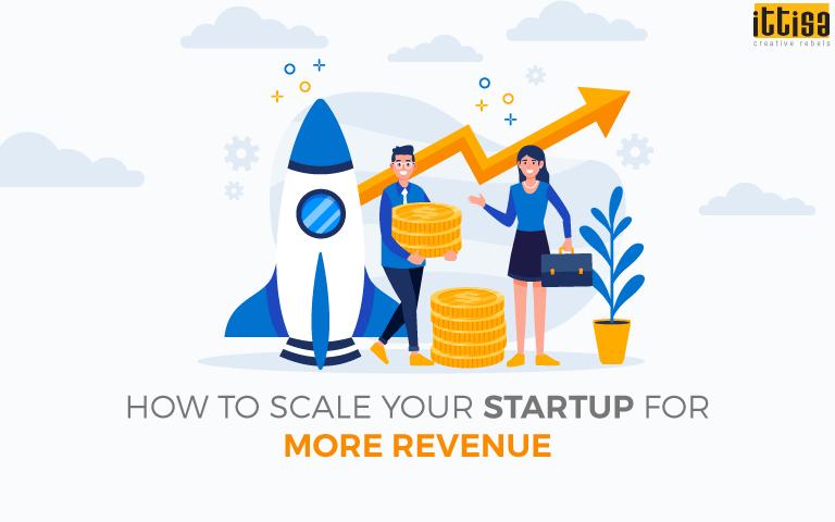 scale startup revenue
