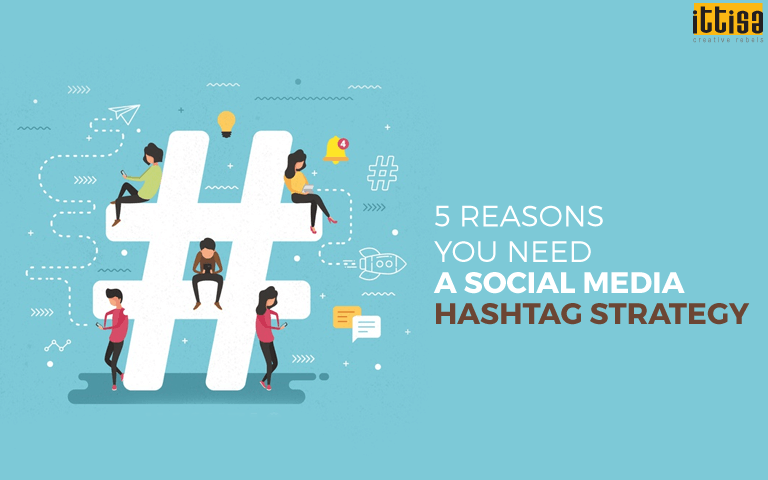 social media hashtag strategy