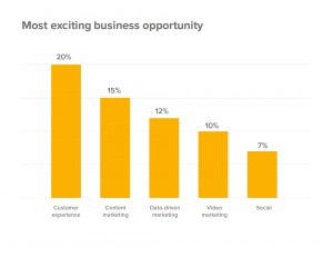 most exciting business opportunity