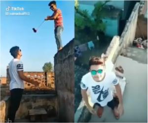 TikTok Duet Video