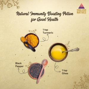 Immunity boosting food