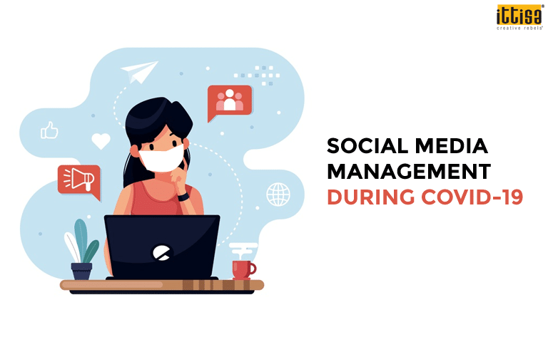 Social Media Management during Covid